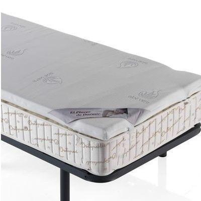Sobre colchón ó Topper Viscoelástico de 4 cm – Termosensible