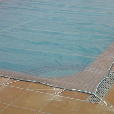 Redes para piscinas materiales para la renovaci n de la casa for Como hacer un cubre piscinas