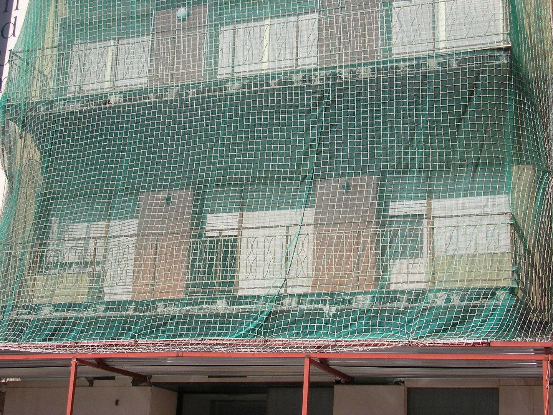 Red de seguridad tipo u homologada red con mosquitera for Mosquitera por metros
