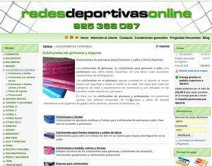 redes deportivas on-line